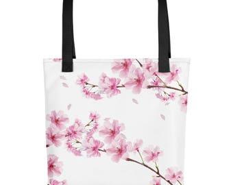 Sakura Tote bag, cherry Blossom