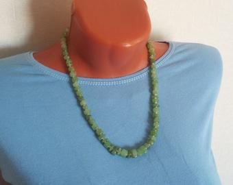 Natural Jade Handmade Gemstone Beads Stone