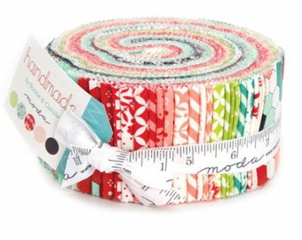 NEW! Moda Handmade Jelly Roll by Bonnie and Camille