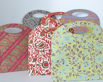 Handmade Small Gift Bag, Indian Wedding Favor, Party gift bag, Wedding Favor bag, Party Favor Bag, Ramadan favor bag,  Eid gift bag