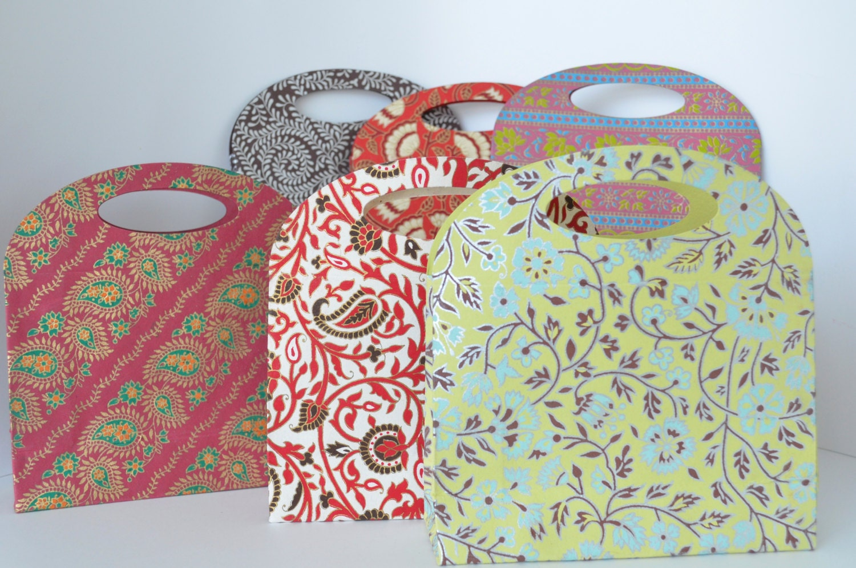 Small Gift For Wedding: Handmade Small Gift Bag Indian Wedding Favor Party Gift Bag