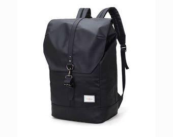 Mens Backpack Waterproof Rucksack College School Bag Daypack 001