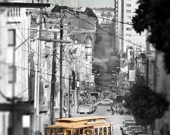 Jackson Street and Car #20