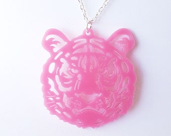 Baby Tiger Necklace