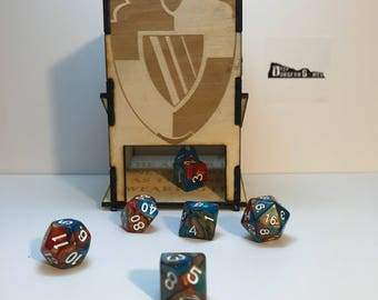 Armored Dice Tower