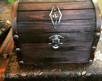 Skyrim Dragon Treasure Chest