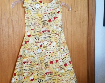 Apron - For the Wine Lover