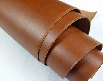 Buttero-Italian Vegetable Genuine Leather, Vegetable tanned, Produced by Walpier Tannery