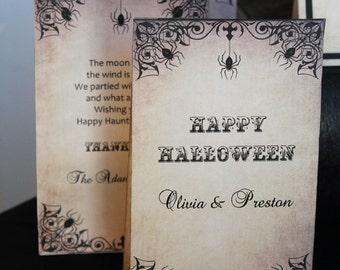 Halloween Favor Bag, Halloween Treat Bag,  Printable Halloween, Halloween Favors, Trick or Treat Bag, DIY Halloween, Favor Bag