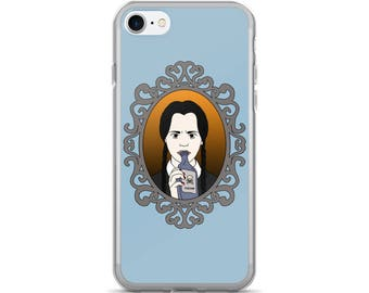 Wednesday Addams iPhone 7/7 Plus Case