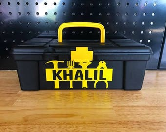 Personalized Tool Box