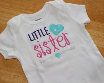 Little Sister, Big Sister Shirt