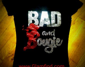 Bad and Bougie Bling Tee