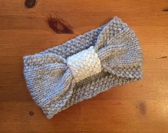Headband / headband / ear muffs woolen child/adult.