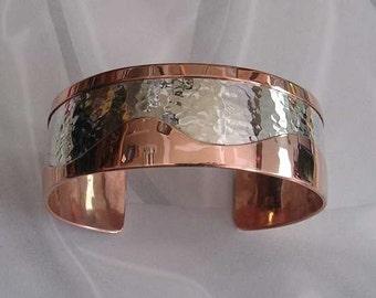 Free Form Overlay Bracelet