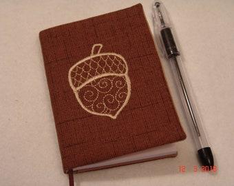 Acorn Mini Composition Notebook Cover