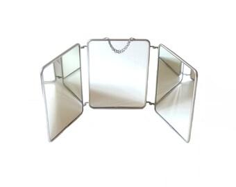 Tri Fold Mirror Etsy