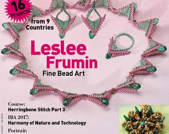 Perlen Poesie No. 32 March 2017 Leslee Frumin