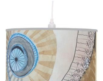 Spiral Stair Lamp