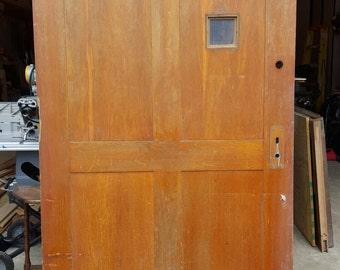 Custom Civil War Doors made into tables