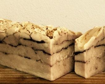 Pure Almond Artisan Soap