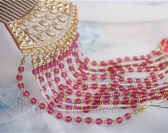 free shipping romantic  ancient hair comb hair brush decoration hair pin long tassel  bride   wedding/gift for women