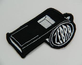 Zebra Whistle