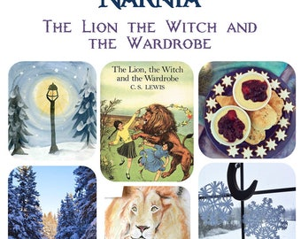 The Lion, the Witch and the Wardrobe Family Learning Adventure Guide PDF Narnia