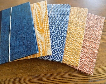 Vintage Book Covers for Journal Making - Choose your color & style!