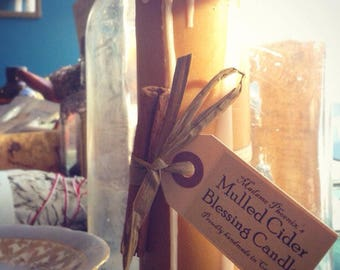 Mulled Cider House Blessing Fall and Winter Candle
