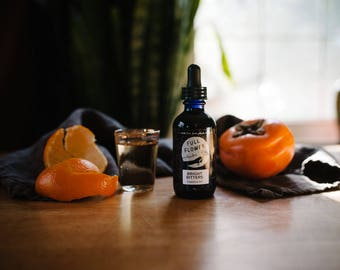 Bright Bitters // Brightening bitter herbs to improve digestion