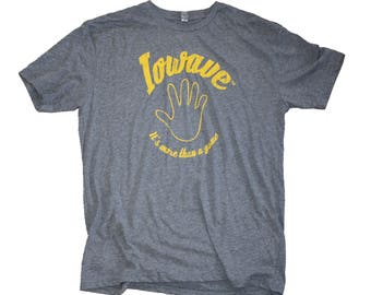 Iowave™ T-shirt - Iowa Wave - Portion of Proceeds to Children's Hospital