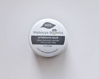 Whipped Aftershave Balm