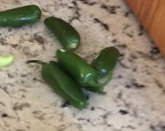 Jalapeño seeds