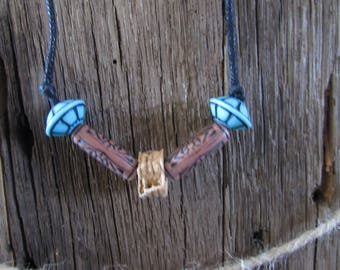 Crinoid Fossil Necklace