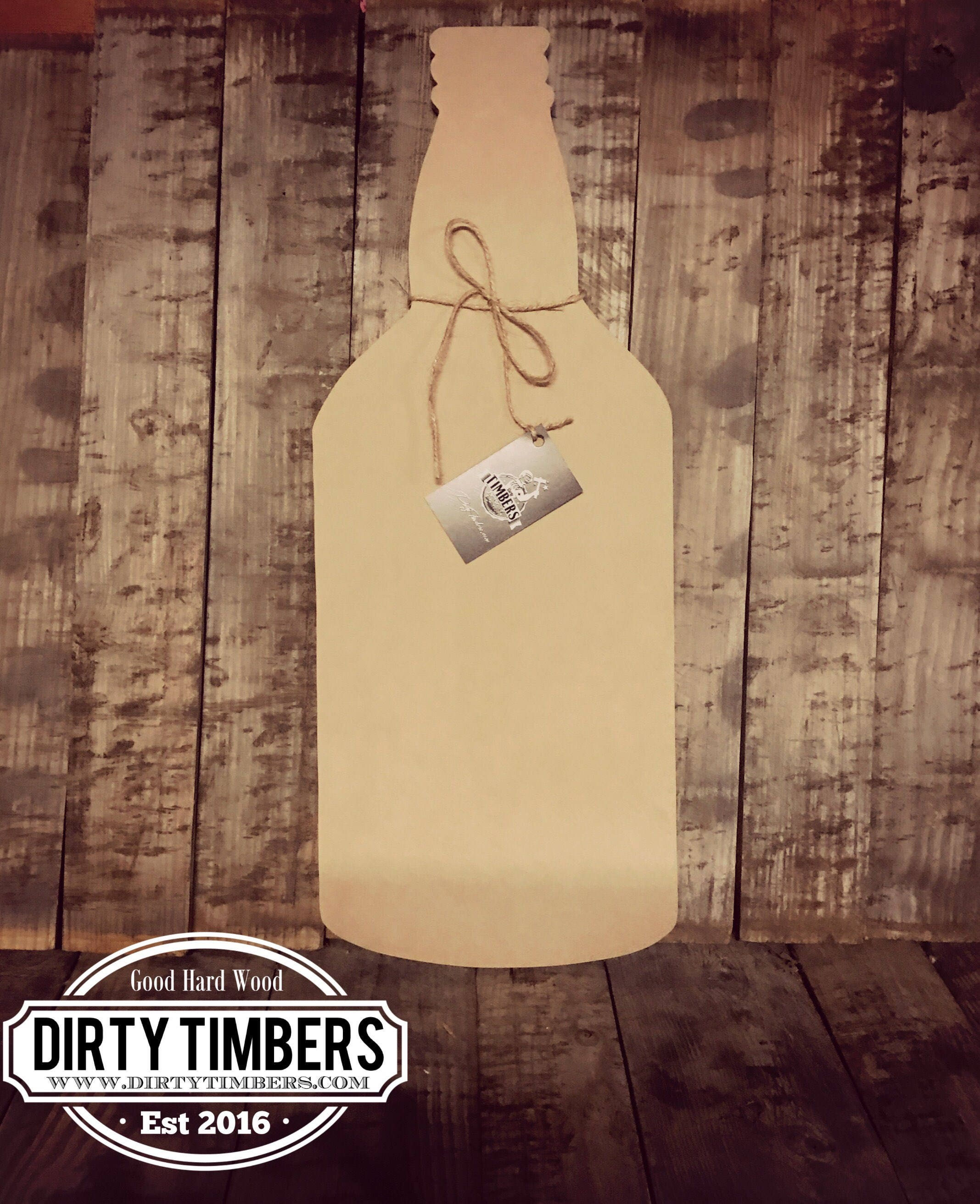 Unfinished, Beer Bottle, Door, Hanger, Summer, Beach, DIY, Blank, Wood,  Cut, Out, Ready, To, Paint, Custom,Wholesale