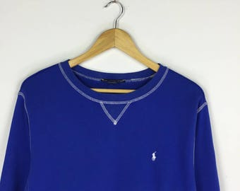 small size Polo by Ralph Lauren small pony shirt / jumper / polo sport / polo sweater