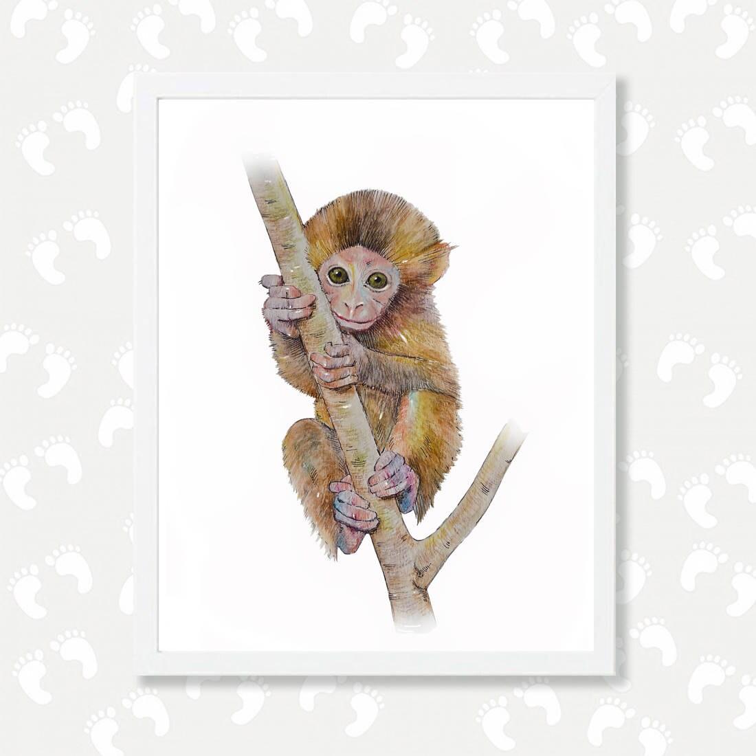 Berühmt Druckbare Affen Vorlage Galerie - Entry Level Resume ...