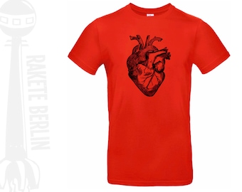 T-Shirt 'Anatomical heart'