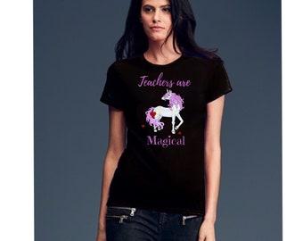 Teacher shirts, teacher appreciation gift, teacher shirts for women, unicorn shirts for women, unicorn gifts for women, teacher gifts,