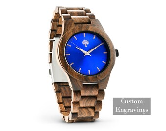Wood Watches, clock, watch, Wooden watch,mens watch,clock, birthday gift, Father's day, groomsmen gift, groom,gift, anniversary, Valentines