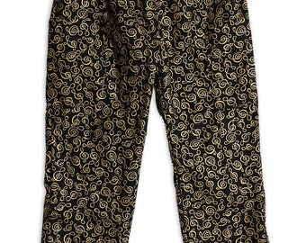 SALE, Unisex Music Trousers with big adventure pockets, 6 years