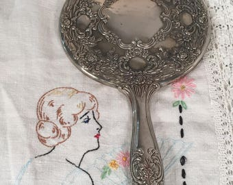 Handheld Mirror, Vanity Decor, Gifts for Her