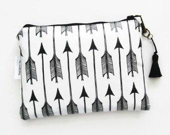 Arrows Ladies Wallet/ Purse /CosmeticGlasses/ storage