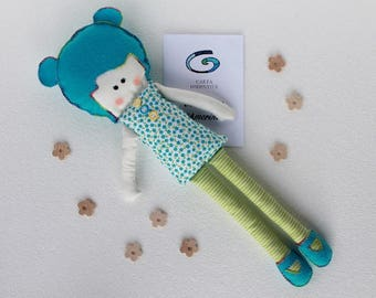 Anise, fabric Cupid doll