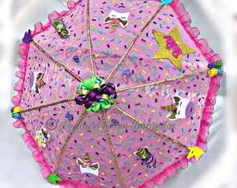 Unicorn Baby Shower Umbrella