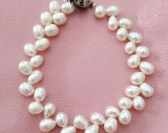 Lovely Fresh Water Pearl Bracelet DS