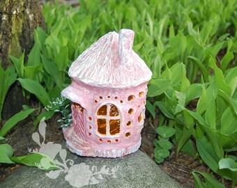 Original decorative lantern house or pretty home decore.