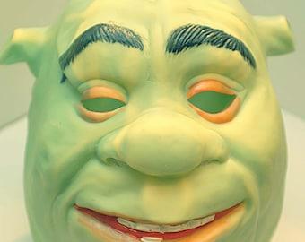 Shrek Latex Rubber mask From the movie Shrek Halloween mask