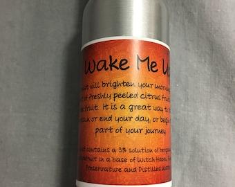 Wake Me Up Spray / Orange / Fresh / Bright / Wake Up / Citrus / Bergamot / Lemon / Grapefruit / Self-care